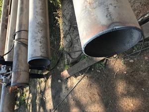 Трубы бу 325 в Новосибирске
