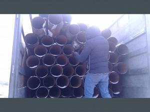 Трубы бу 300 в Новосибирске